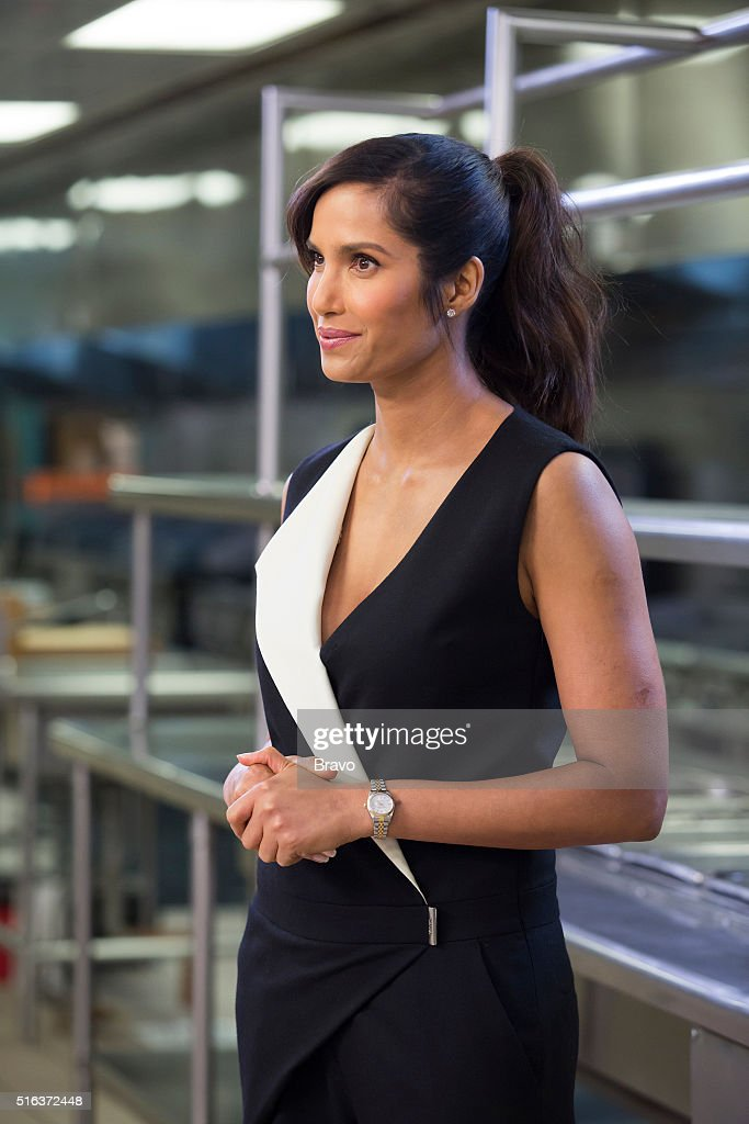 TOP CHEF -- 'Finale' Episode 1315 -- Pictured: Padma Lakshmi --