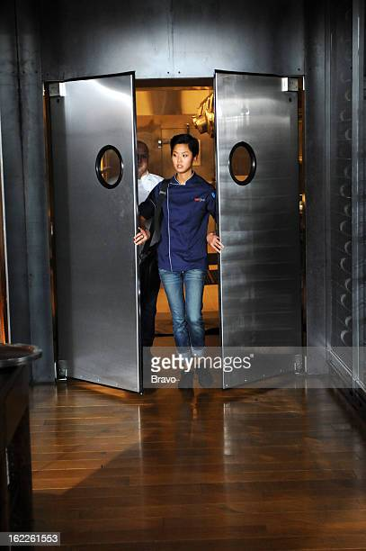 TOP CHEF 'Finale Part 1' Episode 1016 Pictured Contestant Kristen Kish