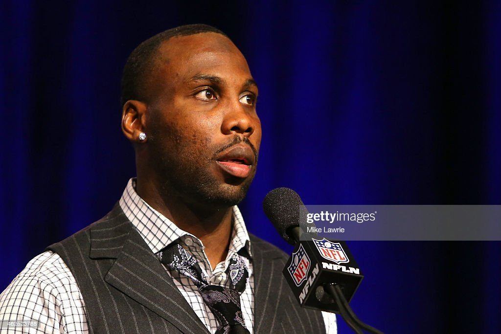 Finalist for the 2014 Walter Payton NFL Man of the Year Award, Anquan Boldin # - finalist-for-the-2014-walter-payton-nfl-man-of-the-year-award-anquan-picture-id462523788