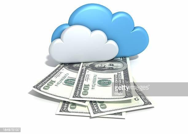 Finanza e profitti per il Cloud Computing.