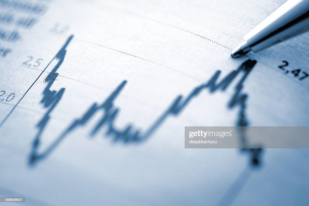 Schaubild : Stock-Foto
