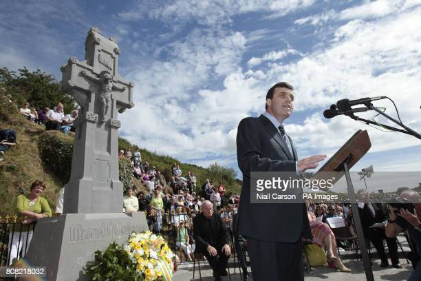Finance Minister Brian Lenihan to attend annual Beal na mBlath commemoration in Skibbereen Cork where Free State leader Micheal Collins was shot dead...