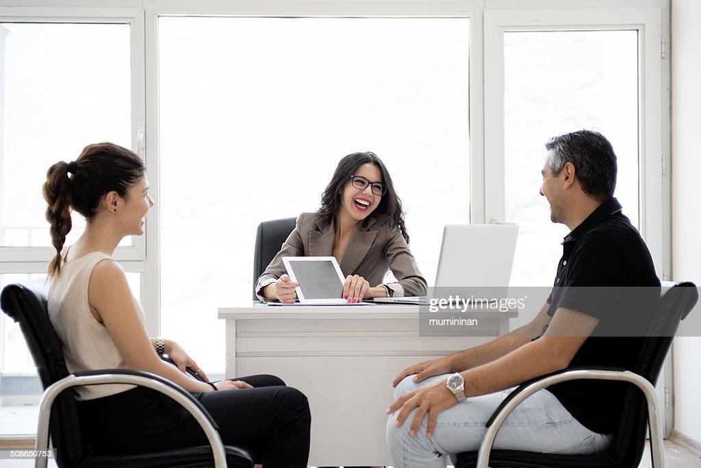 finance office : Stock Photo