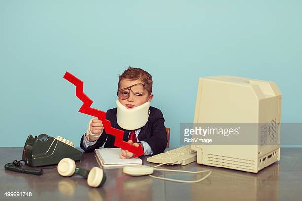 Financial Advisor Boy is Bankrupt