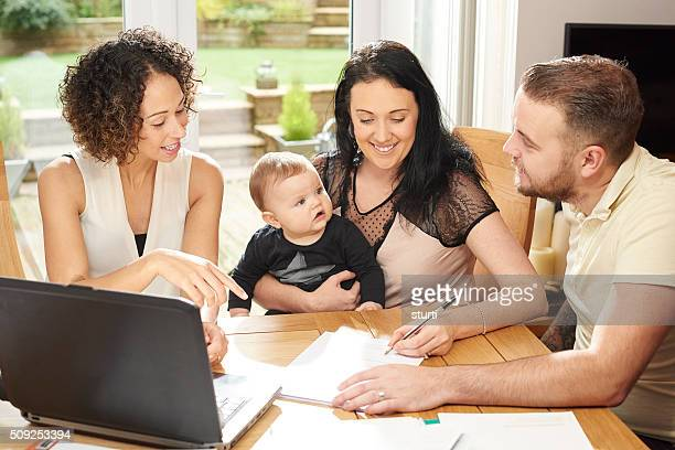 Conseiller financier est la signature