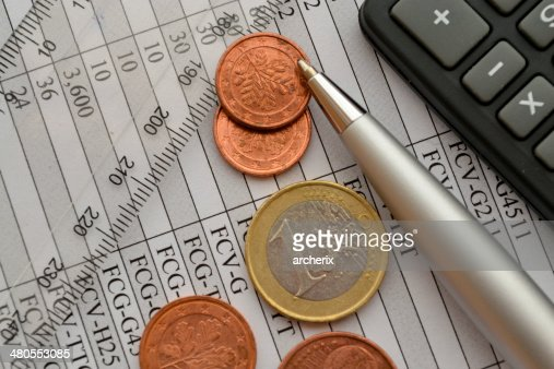 Fundo financeiro : Foto de stock