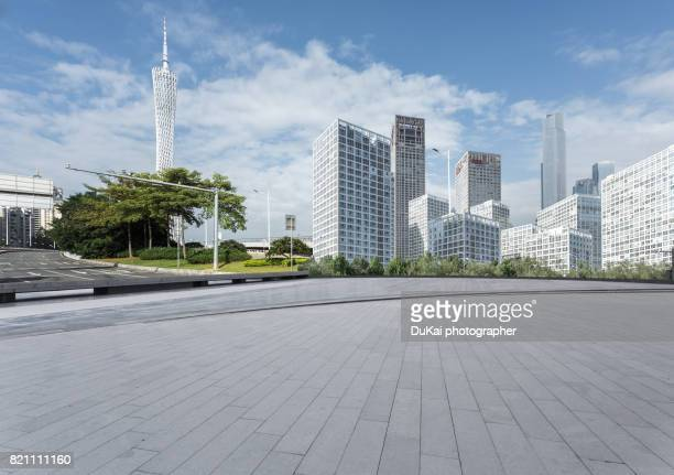 Financial city guangzhou