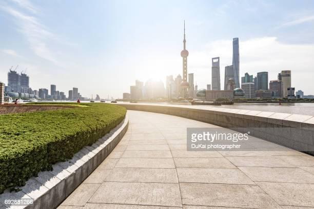 Financial City shanghai