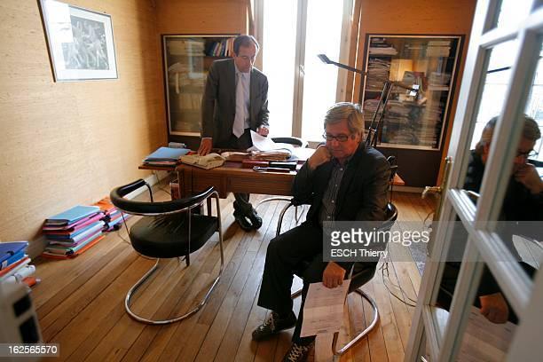 Financial Crisis Daniel LALOGUE 56 ans Vrp dans l'habillement victime du krach boursier a pratiquement tout perdu des 55 millions d'euros que sa...