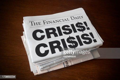 Financial daily: CRISIS!