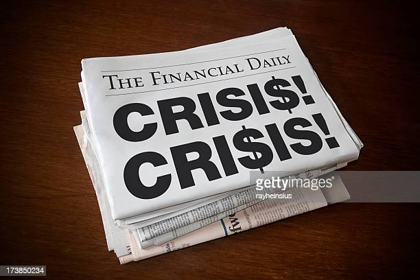 Financial daily: CRISIS!