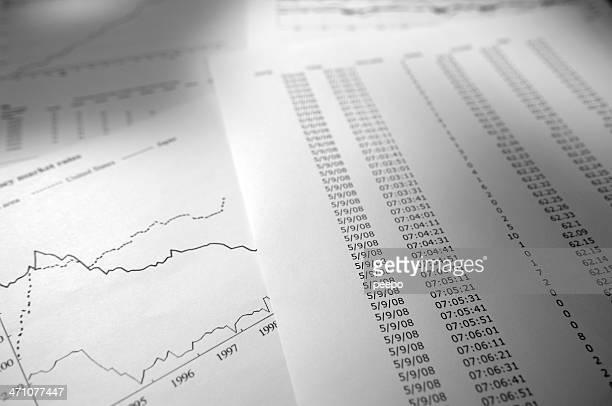 financial data series