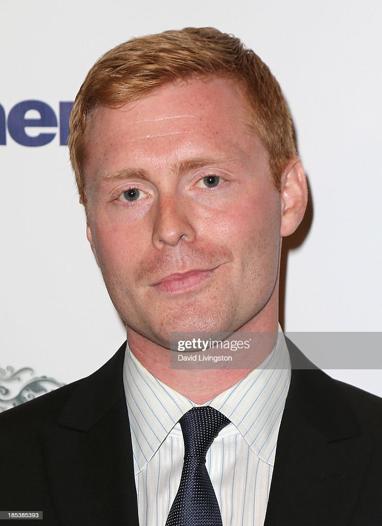 Financial entrepreneur Evan Kirkpatrick attends the Unlikely Heroes' Recognizing Heroes Awards Dinner & Gala at The Living Room at The W Hotel on October 19, 2013 in Los Angeles, California.