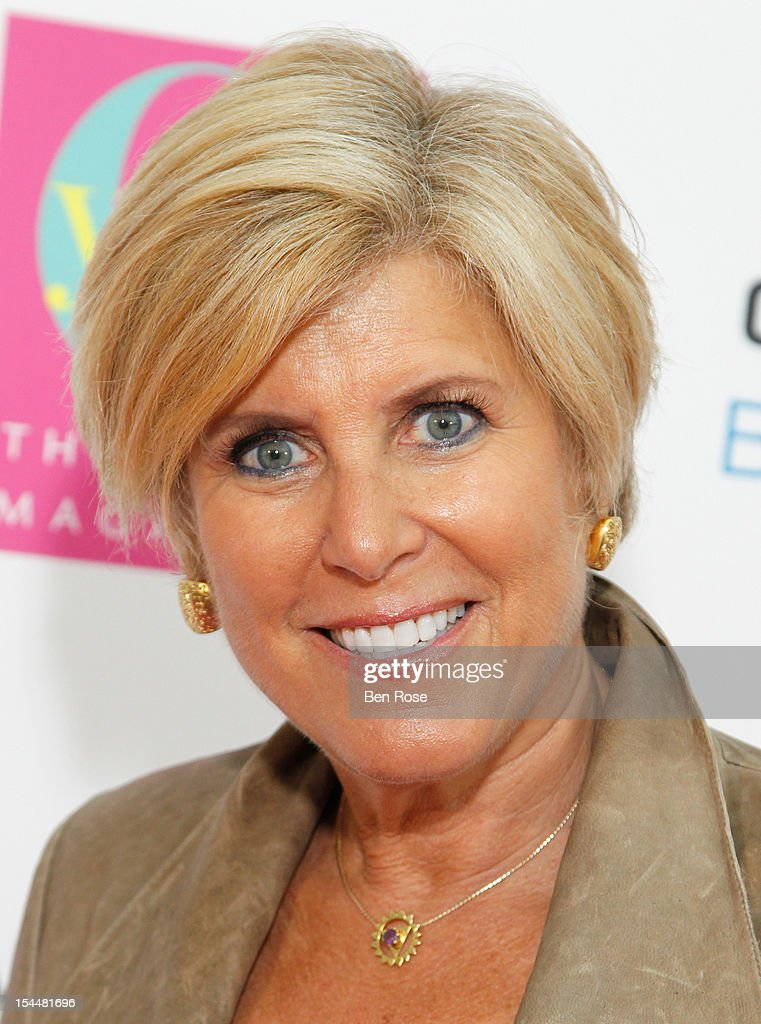 Financial Expert Suze Orman arrives at O You! presented by O, The Oprah Magazine, held at Los Angeles Convention Center on October 20, 2012 in Los Angeles, California.