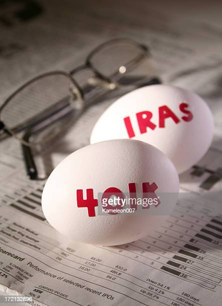 Financial Investment eggs