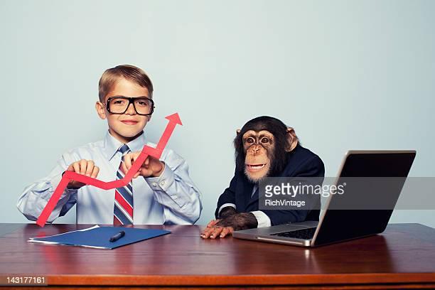 Finanzielle Team