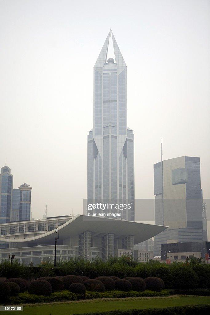 Financial Tower, Shanghai