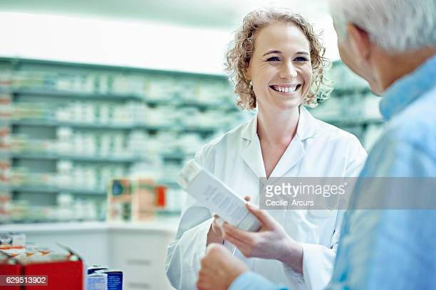 Find a pharmacists who's right for you