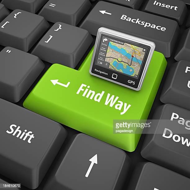 find way