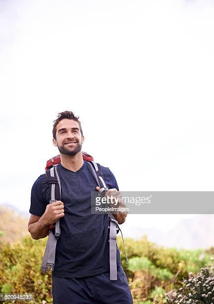 Trouvez votre liberté de mouvement en randonnée