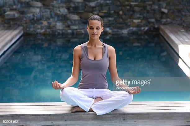 Finding inner calm