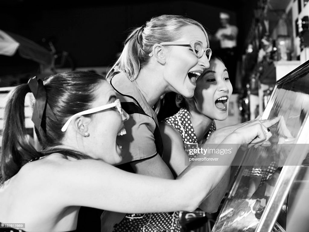 Finding Your Favorite Song on the Jukebox