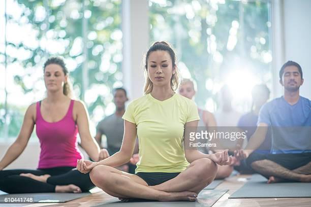 Finding Zen in Yoga