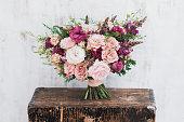 Fineart wedding bouquet