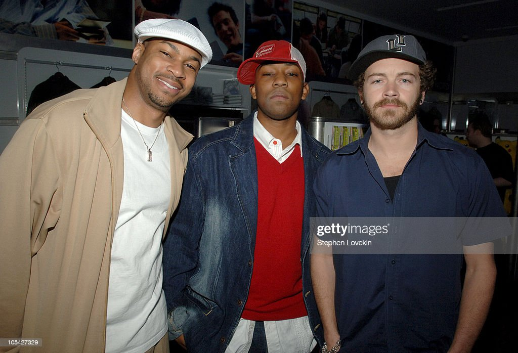 Finesse Mitchell Dennis Da Menace and Danny Masterson