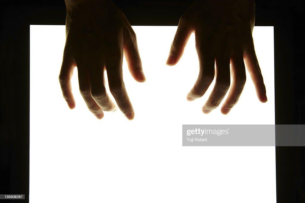 Finger : Stock Photo