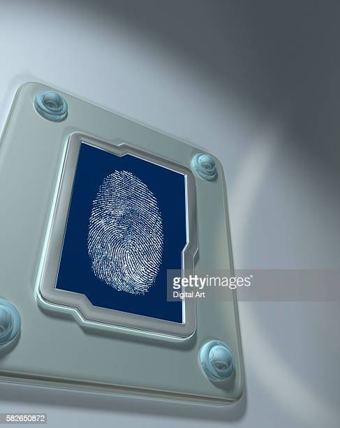 Fingerprint Security Access