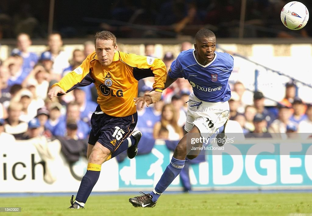 Ipswich Town v Leicester City