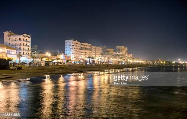 Finikoudes Promenade  Larnaca Waterfront