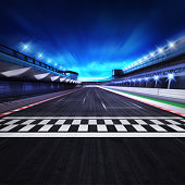 racing sport digital background illustration
