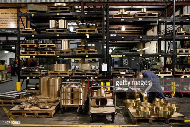 excel foundry machine ストックフォトと画像 getty images