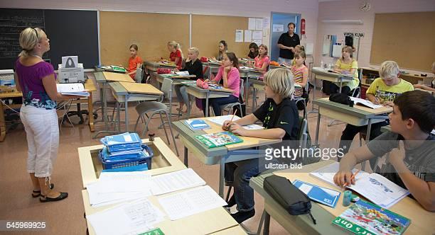 Finland Turku Turku Waeinoe Aaltosen koulu English lesson