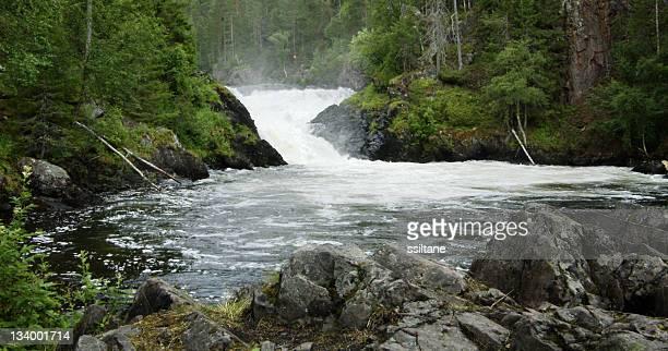Finland Waterfall