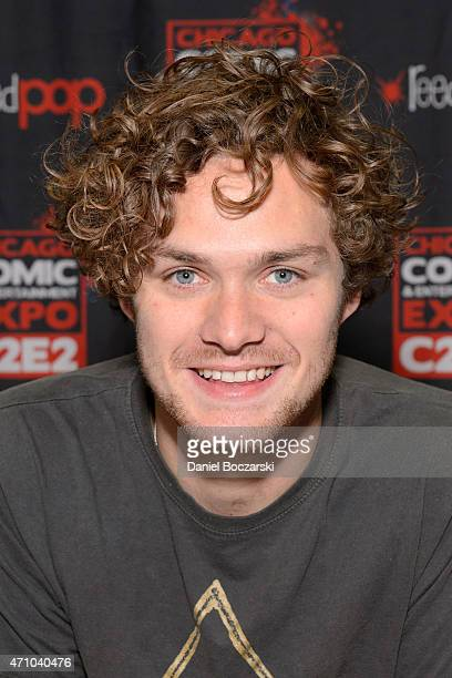 Finn Jones attends the C2E2 Chicago Comic and Entertainment Expo at McCormick Place on April 24 2015 in Chicago Illinois
