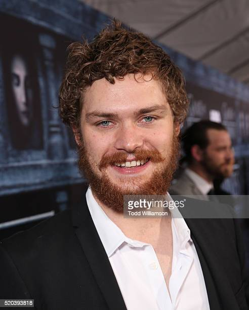 Finn Jones attends the premiere of HBO's 'Game Of Thrones' Season 6 at TCL Chinese Theatre on April 10 2016 in Hollywood California
