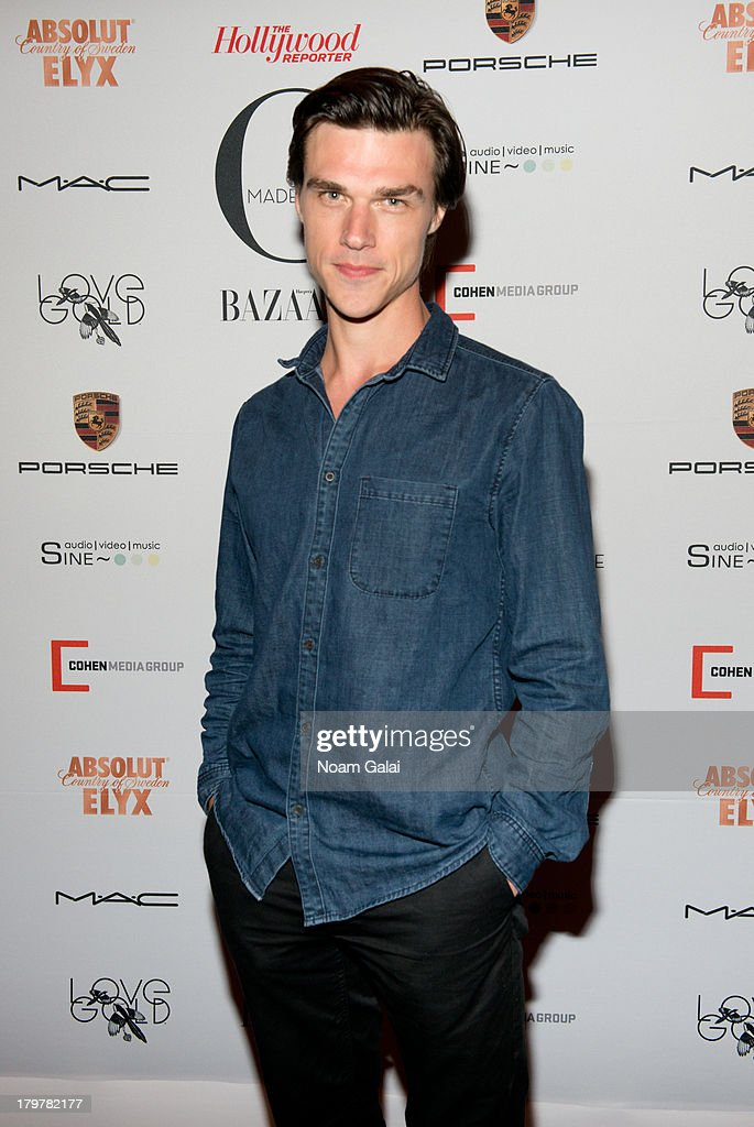 <a gi-track='captionPersonalityLinkClicked' href=/galleries/search?phrase=Finn+Wittrock&family=editorial&specificpeople=6842930 ng-click='$event.stopPropagation()'>Finn Wittrock</a> attends 'Mademoiselle C' New York Premiere at Florence Gould Hall on September 6, 2013 in New York City.