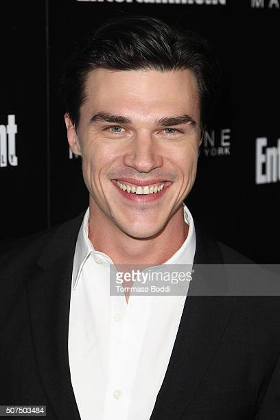 Finn Wittrock attends the Entertainment Weekly's Celebration Honoring The 2016 SAG Awards Nominees held at Chateau Marmont on January 29 2016 in Los...