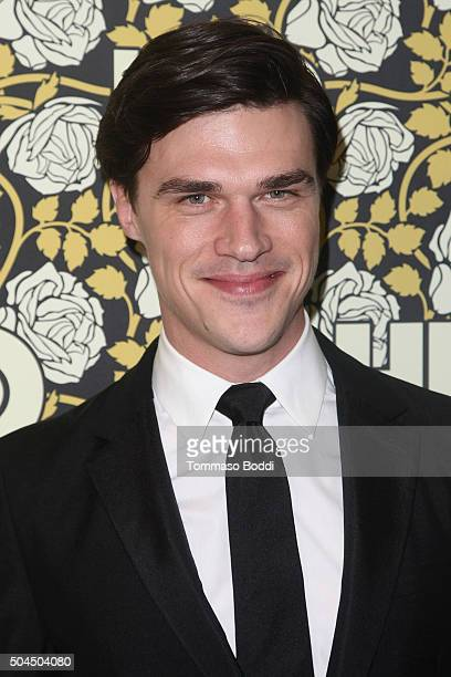 Finn Wittrock attends the HBO's Post 2016 Golden Globe Awards Party held at Circa 55 Restaurant on January 10 2016 in Los Angeles California