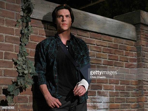 CHILDREN Finn Wittrock in a scene that airs the week of April 26 2010 on ABC Daytime's 'All My Children' 'All My Children' airs MondayFriday on the...