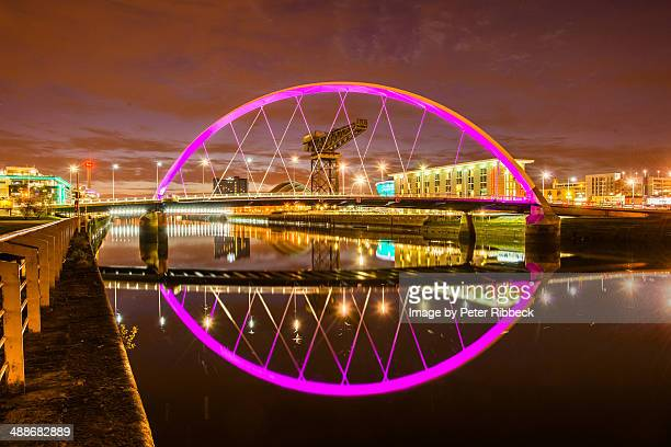 Finnieston Bridge, River Clyde