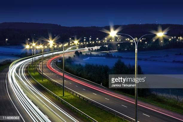 Finnish motorway