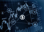 Fintech electronic banking network technology