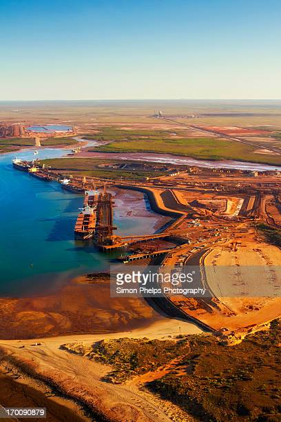 BHP Finucane Island Operations