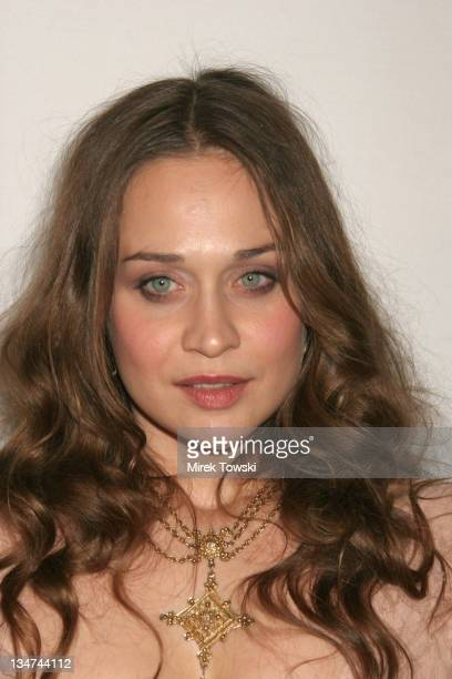 Fiona Apple during 2006 Grammy Awards Sony BMG Party at Roosevelt Hotel/ Tropicana Bar in Hollywood California United States