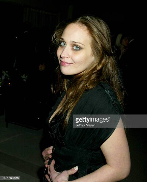 Fiona Apple during EMI 2004 GRAMMY Party at Los Angeles County Museum of Art in Los Angeles California United States