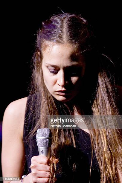 Fiona Apple during Fiona Apple in Concert at Tokyo International Forum October 13 2006 at Tokyo International Forum in Tokyo Japan